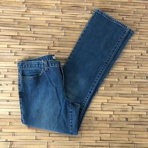 J. Crew Vintage Bootcut 90s Style Jeans